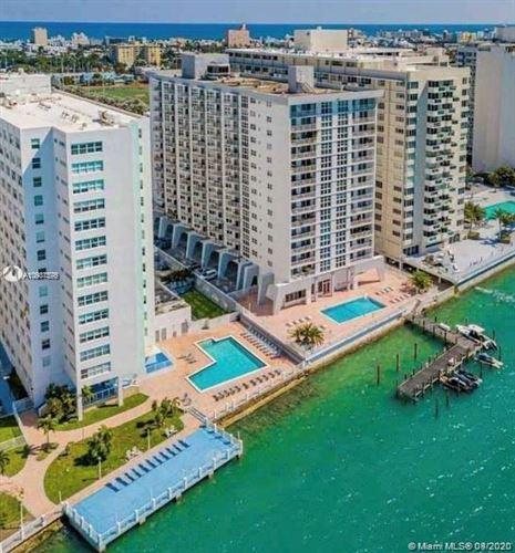 Foto de inmueble con direccion 1250 West Ave #2K Miami Beach FL 33139 con MLS A10904576