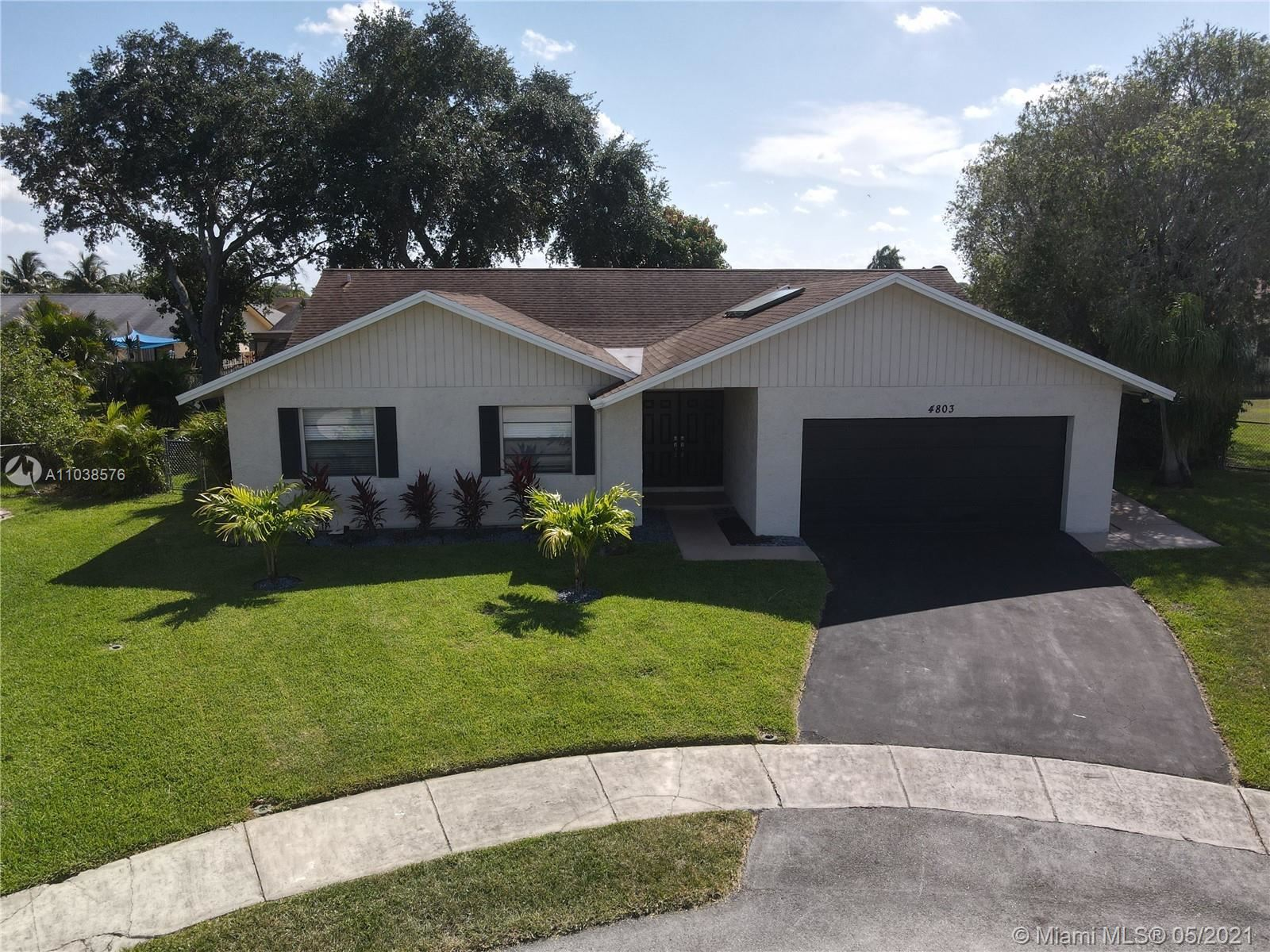 Photo of 4803 NW 92nd Ave, Sunrise, FL 33351 (MLS # A11038576)