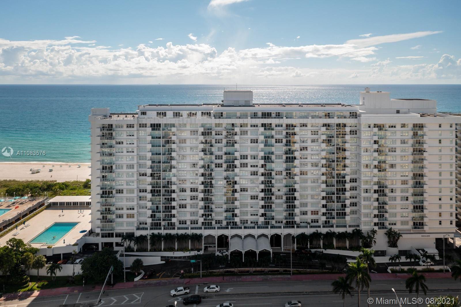 5601 Collins Ave #1521, Miami Beach, FL 33140 - #: A11083576