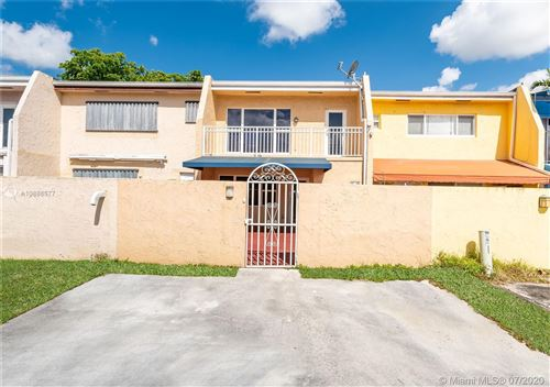 Photo of Listing MLS a10886577 in 8863 SW 96th Ave #8863 Miami FL 33176