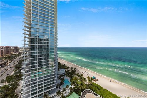 Photo of 16711 Collins Ave #2302, Sunny Isles Beach, FL 33160 (MLS # A10903577)