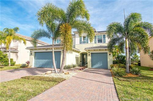 Photo of 2421 Bellarosa Cir, Royal Palm Beach, FL 33411 (MLS # A10987577)