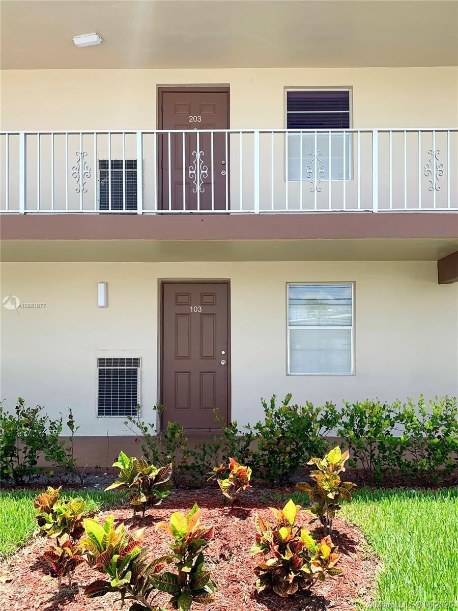 7355 NW 4 PL #103, Margate, FL 33063 - #: A10881577