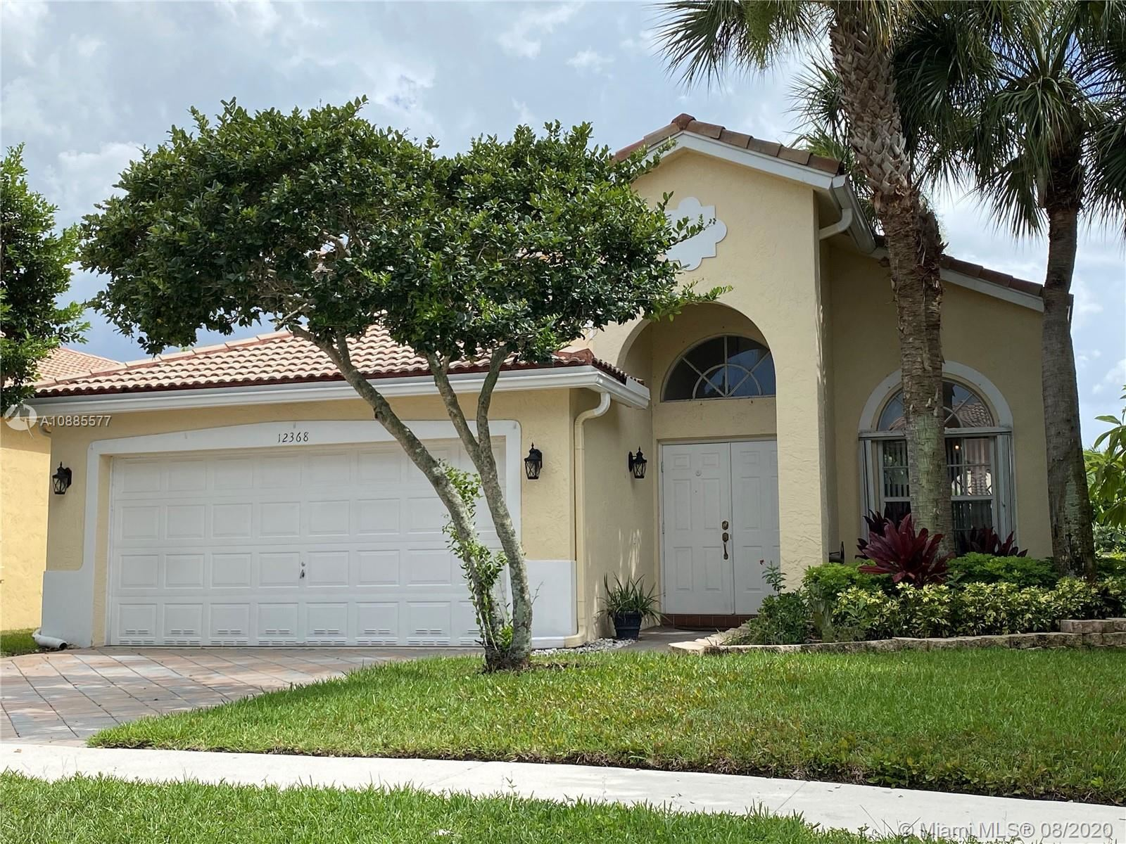 12368 NW 54th Ct, Coral Springs, FL 33076 - #: A10885577