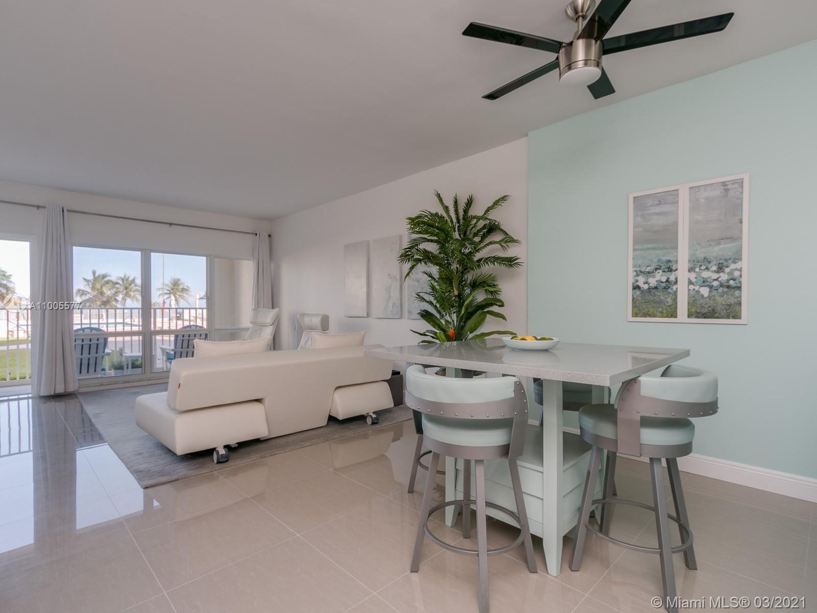 750 N Ocean Blvd #208, Pompano Beach, FL 33062 - #: A11005577
