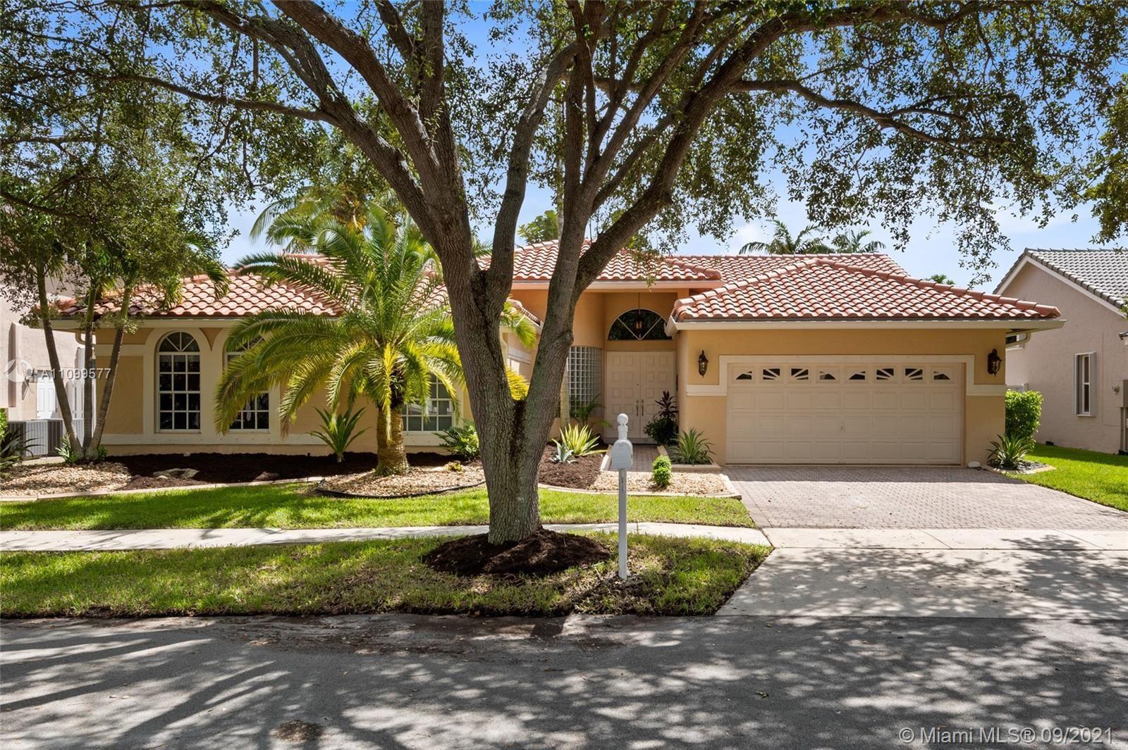 1543 NW 182nd Way, Pembroke Pines, FL 33029 - #: A11099577