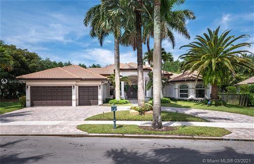 Photo of 2551 Sanctuary Dr, Weston, FL 33327 (MLS # A11016578)