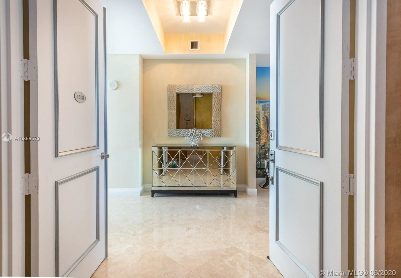 18101 Collins Ave #4608, Sunny Isles, FL 33160 - #: A10858578