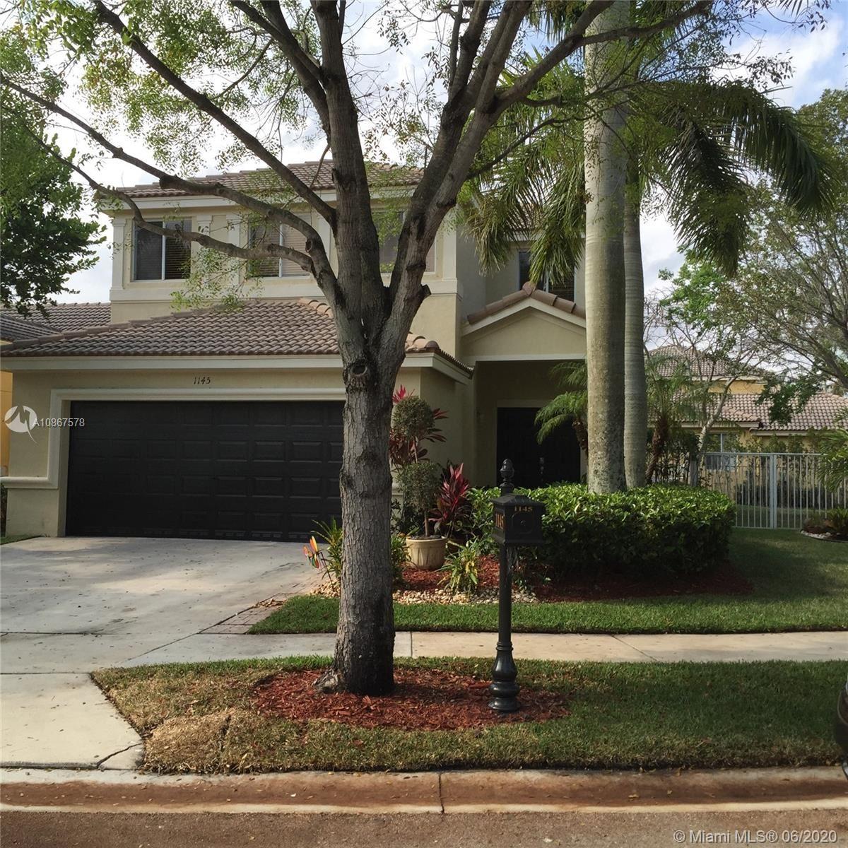1145 Golden Cane Dr, Weston, FL 33327 - #: A10867578