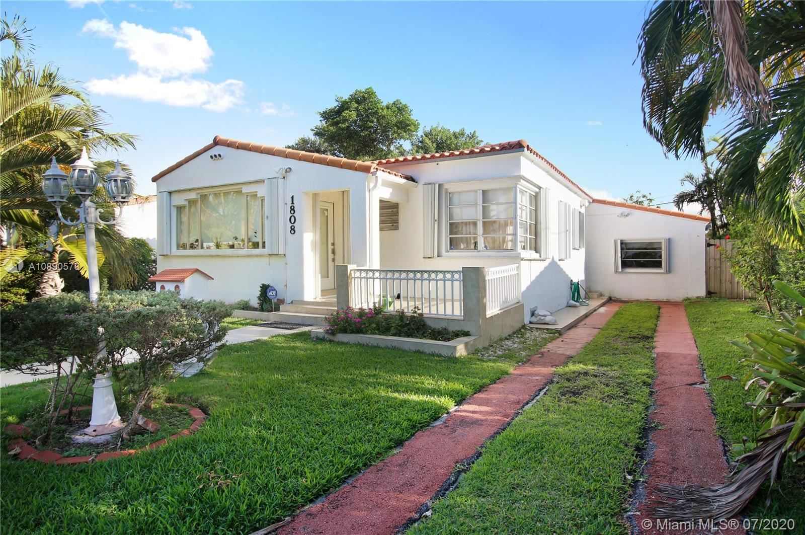 1808 71st St, Miami Beach, FL 33141 - #: A10890578