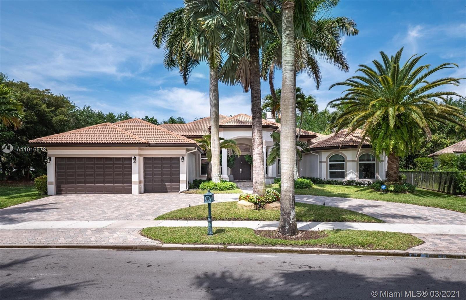 2551 Sanctuary Dr, Weston, FL 33327 - #: A11016578