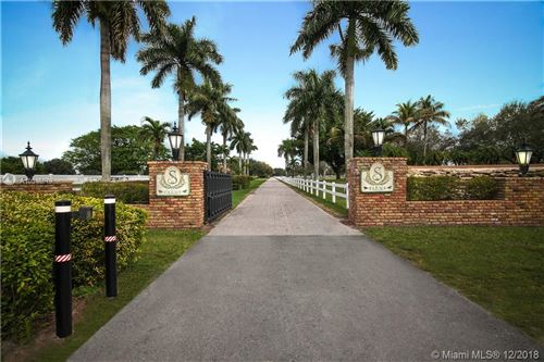 Photo for 15990 Griffin Rd, Southwest Ranches, FL 33331 (MLS # A10046579)