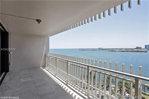 Photo of Listing MLS a10420579 in 1 Grove Isle Dr #A1106 Miami FL 33133