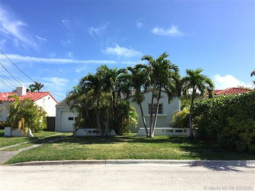Photo of 8935 Froude Ave, Surfside, FL 33154 (MLS # A10775579)