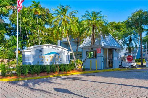 Photo of 9351 Fontainebleau Blvd #B409, Miami, FL 33172 (MLS # A10805579)
