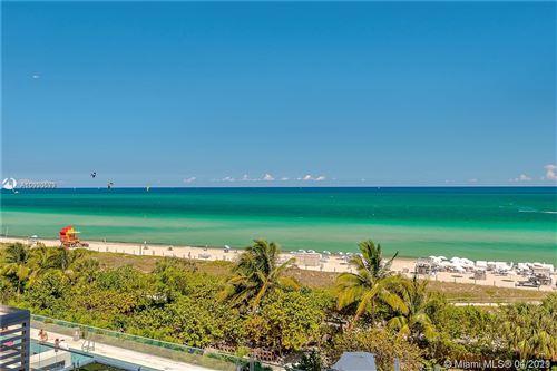 Photo of 2301 Collins Ave #511, Miami Beach, FL 33139 (MLS # A10920579)