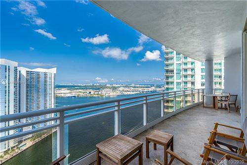 Photo of 901 Brickell Key Blvd #3507, Miami, FL 33131 (MLS # A10947579)