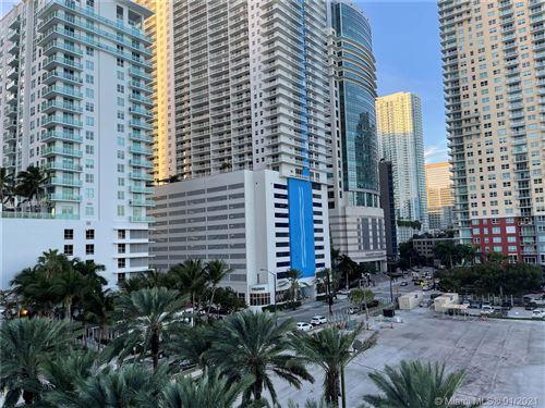 Photo of 1331 Brickell Bay Dr #502, Miami, FL 33131 (MLS # A10969579)