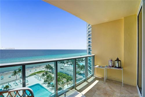 Photo of 2501 S Ocean Dr #1122, Hollywood, FL 33019 (MLS # A11059579)