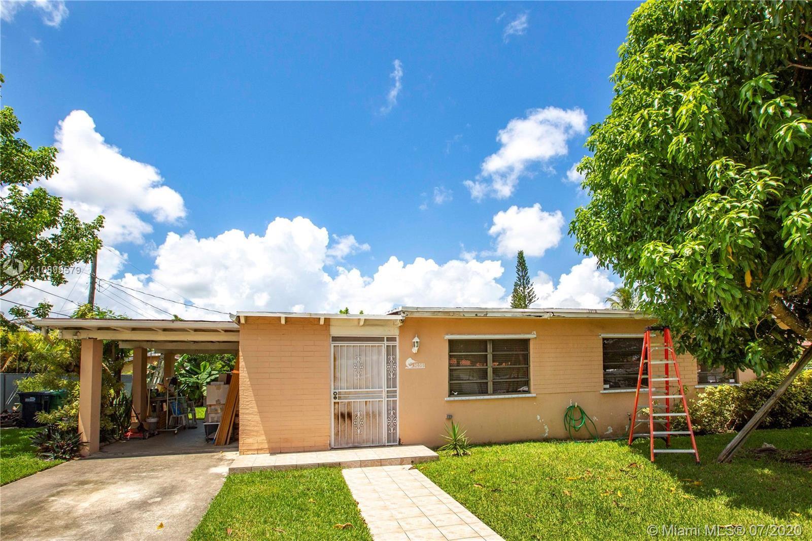10381 SW 32nd St, Miami, FL 33165 - #: A10899579