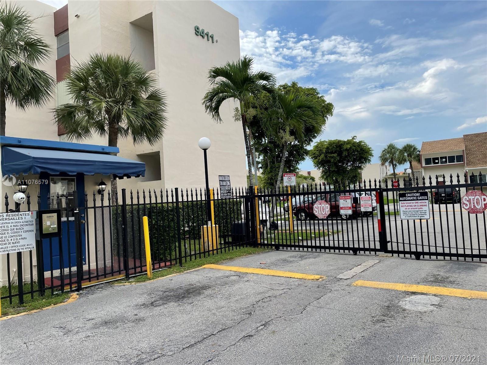 9411 SW 4th St #413, Miami, FL 33174 - #: A11076579