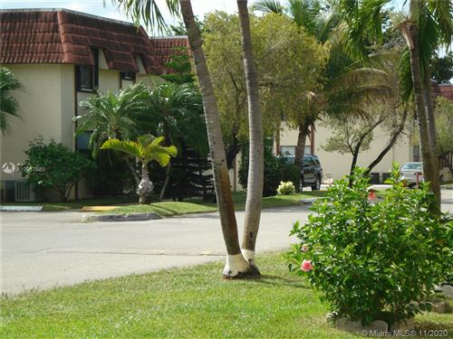 Photo of 2675 W 66 St #21, Hialeah Gardens, FL 33016 (MLS # A10947580)