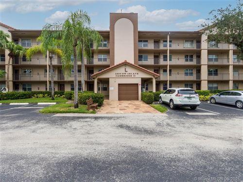 Photo of 1200 SW 125th Ave #306L, Pembroke Pines, FL 33027 (MLS # A11103580)
