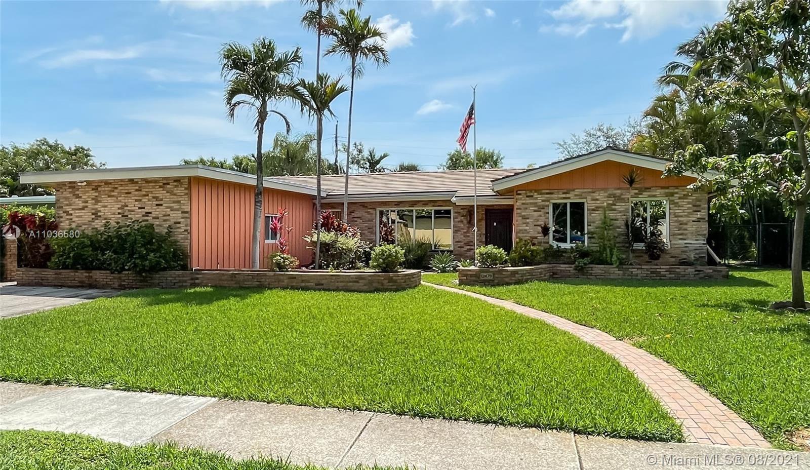 Photo of 12479 Keystone Rd, North Miami, FL 33181 (MLS # A11036580)