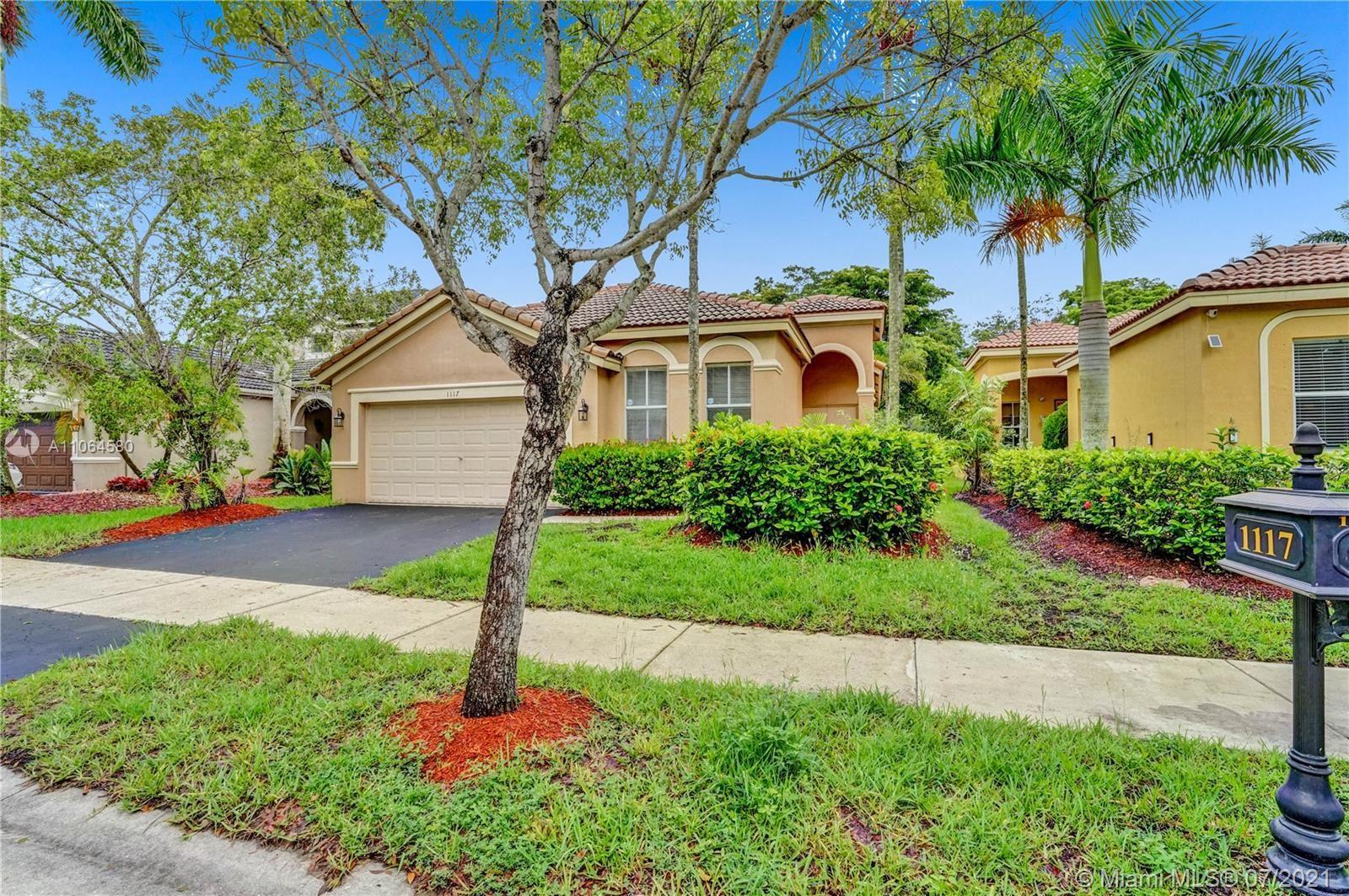 1117 Bluewood Ter, Weston, FL 33327 - #: A11064580