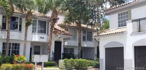Photo of 755 SW 148th Ave #1103, Sunrise, FL 33325 (MLS # A10675581)