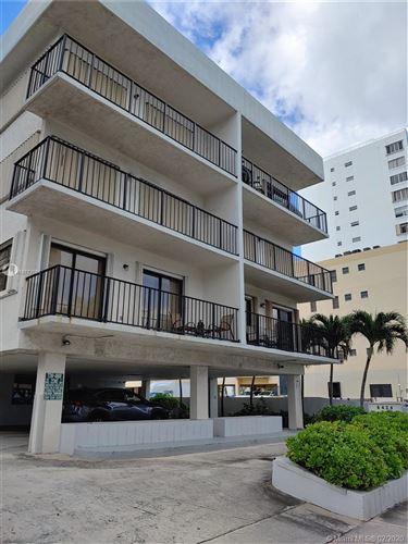 Photo of 6424 COLLINS AV #A-404, Miami Beach, FL 33141 (MLS # A10777581)