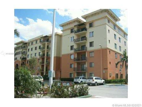 Photo of 9300 Fontainebleau Blvd #E109, Miami, FL 33172 (MLS # A11003581)