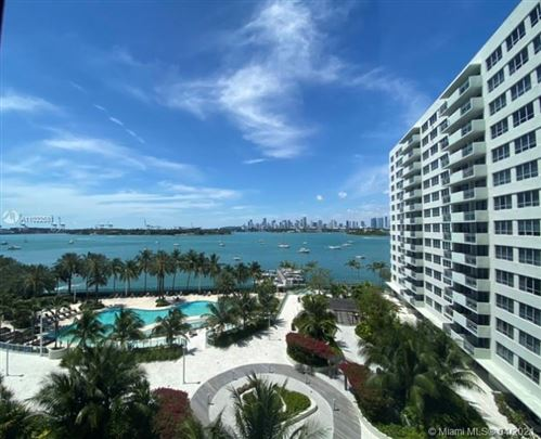 Photo of 1500 Bay Rd #722S, Miami Beach, FL 33139 (MLS # A11022581)