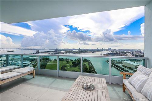 Photo of 900 Biscayne Blvd #2707, Miami, FL 33132 (MLS # A11073581)