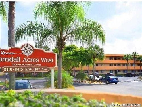 Photo of 8401 SW 107th Ave #175E, Miami, FL 33173 (MLS # A11101581)