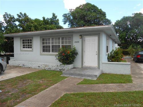 Photo of 13695 NE 12th Ave #Front, North Miami, FL 33161 (MLS # A11112581)