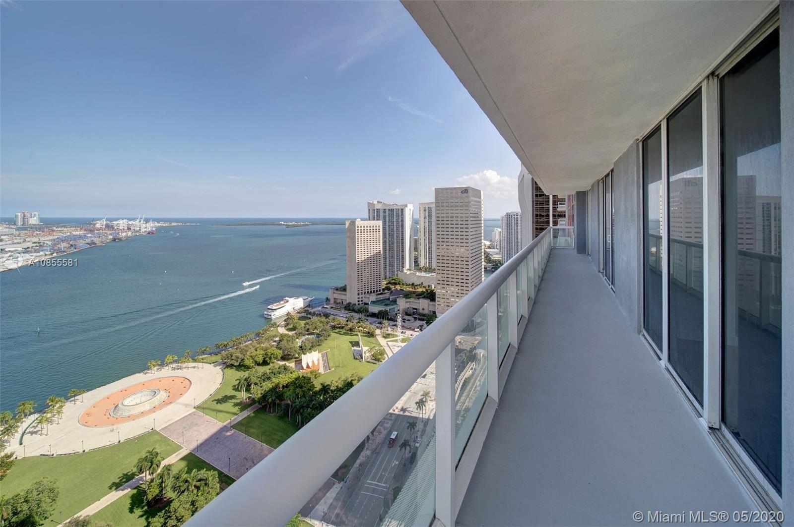 50 Biscayne Blvd #3902, Miami, FL 33132 - #: A10855581