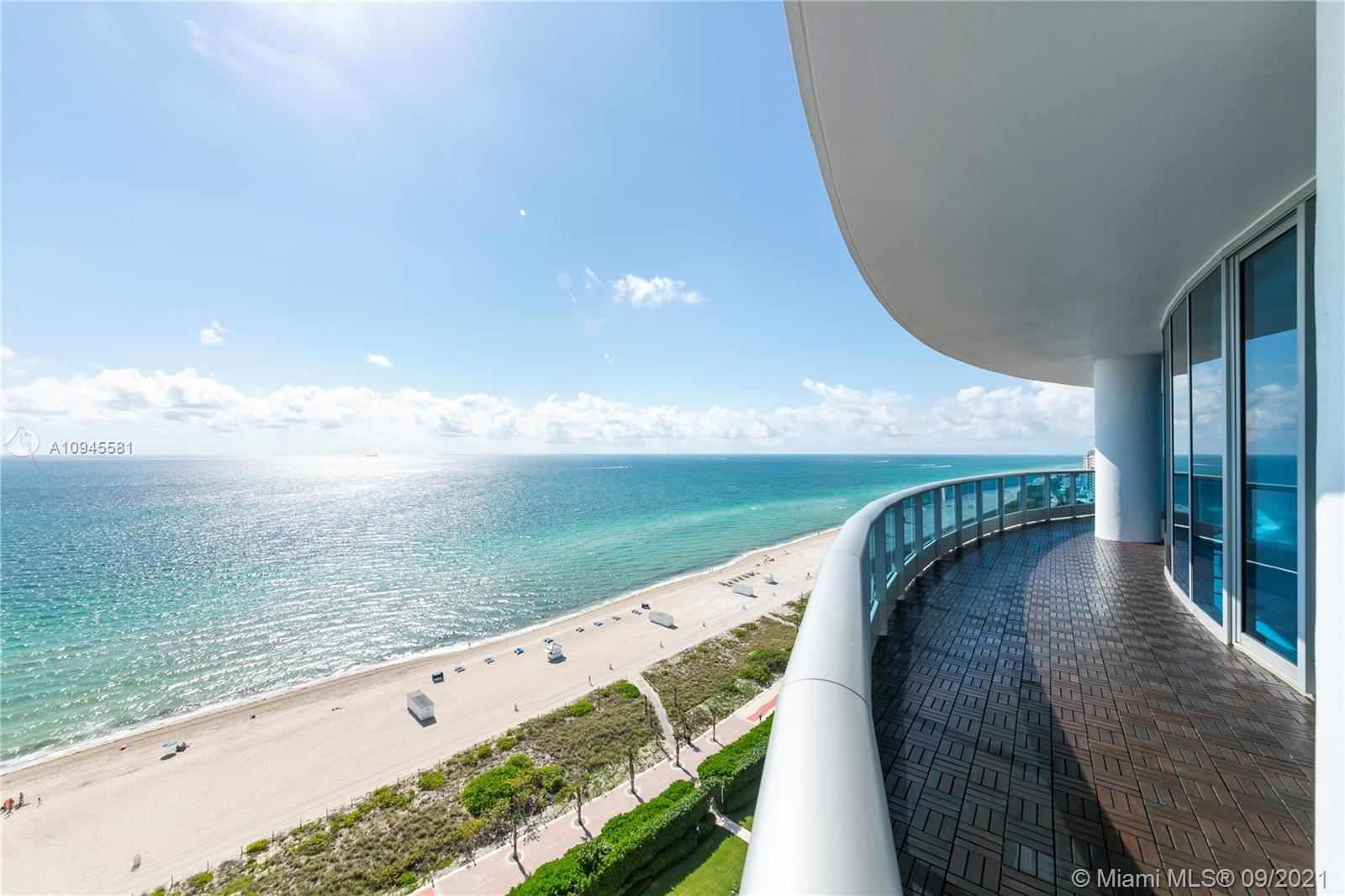 5959 Collins Ave #1807, Miami Beach, FL 33140 - #: A10945581