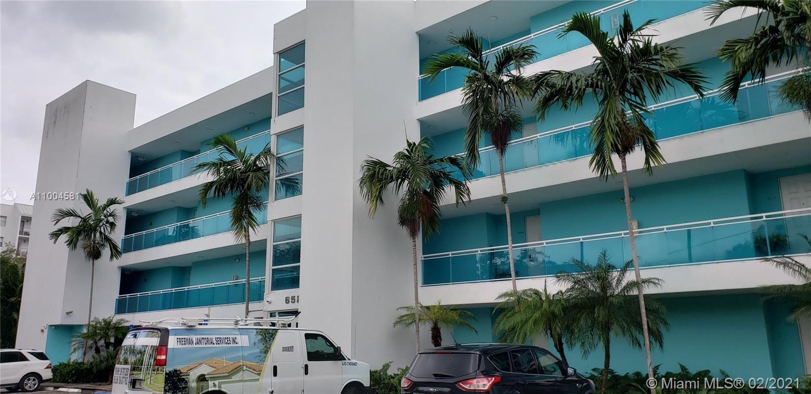 652 NE 63rd St #205, Miami, FL 33138 - #: A11004581