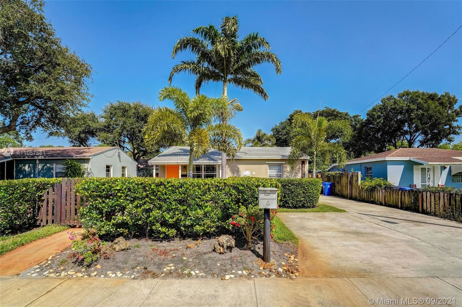 1516 NW 3rd Ave, Fort Lauderdale, FL 33311 - #: A11057581