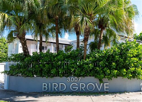 Photo of 3007 Bird Ave #7, Miami, FL 33133 (MLS # A11021582)