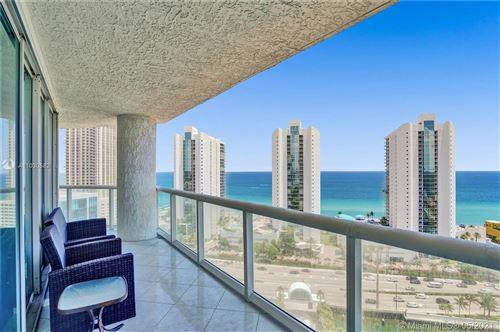 Photo of 16400 Collins #2142, Sunny Isles Beach, FL 33160 (MLS # A11030582)