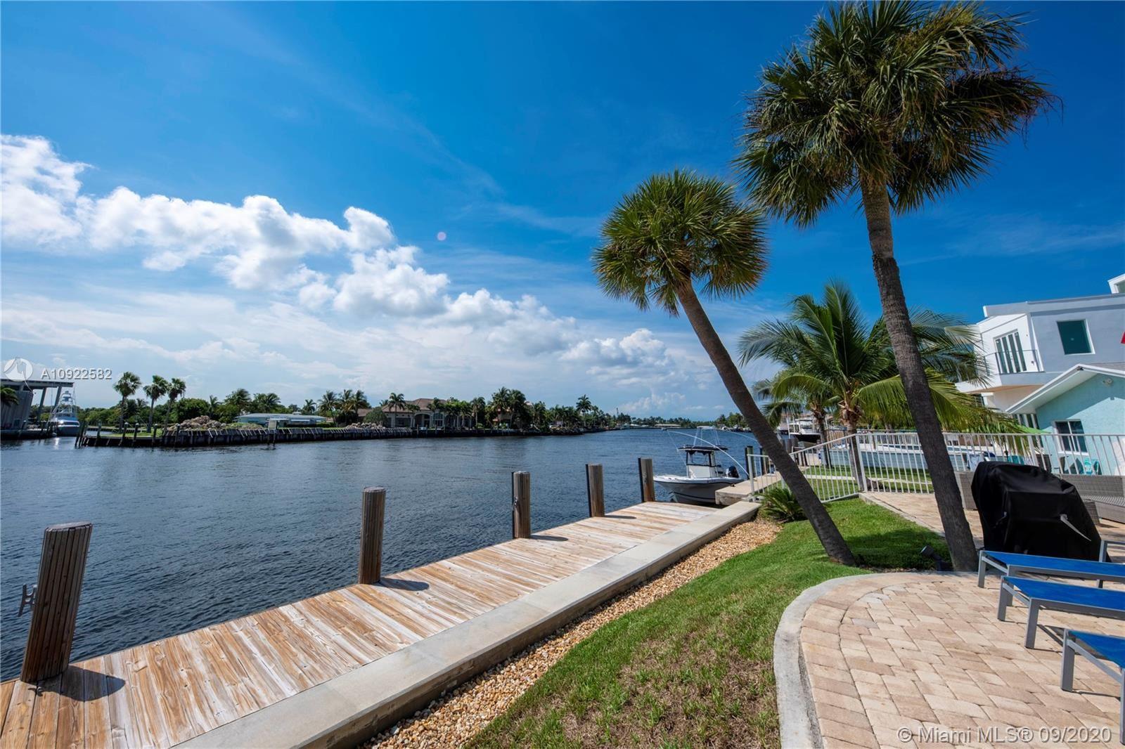 1705 N Riverside Dr #1, Pompano Beach, FL 33062 - #: A10922582
