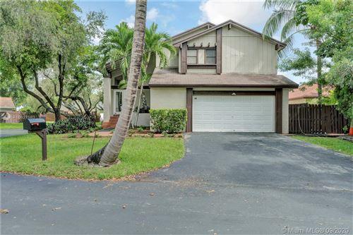Photo of 5201 SW 153rd Pl N, Miami, FL 33185 (MLS # A10927583)