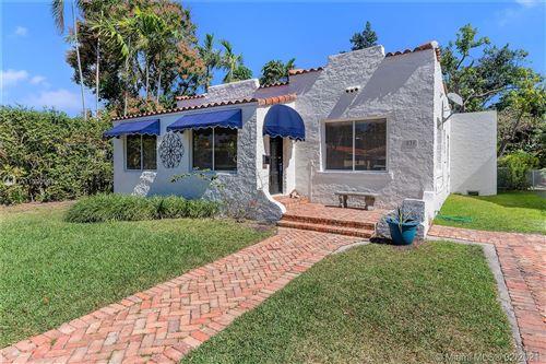 Photo of 831 Capri St, Coral Gables, FL 33134 (MLS # A11000583)