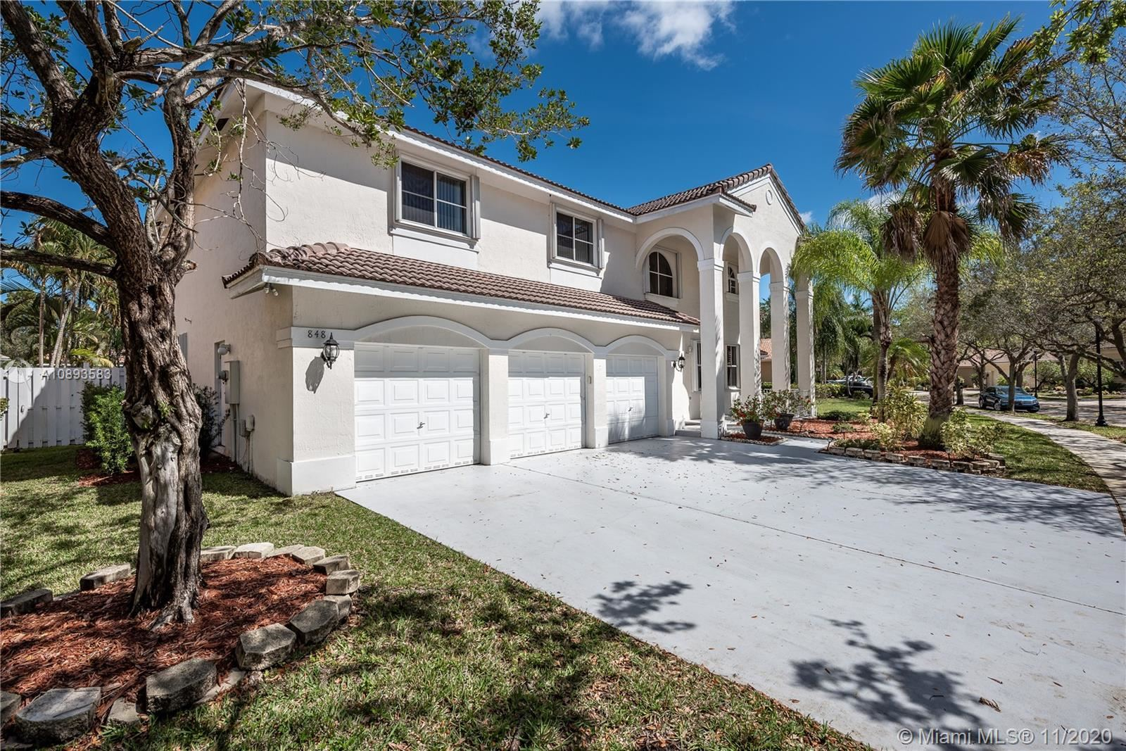 848 Crestview Cir, Weston, FL 33327 - #: A10893583
