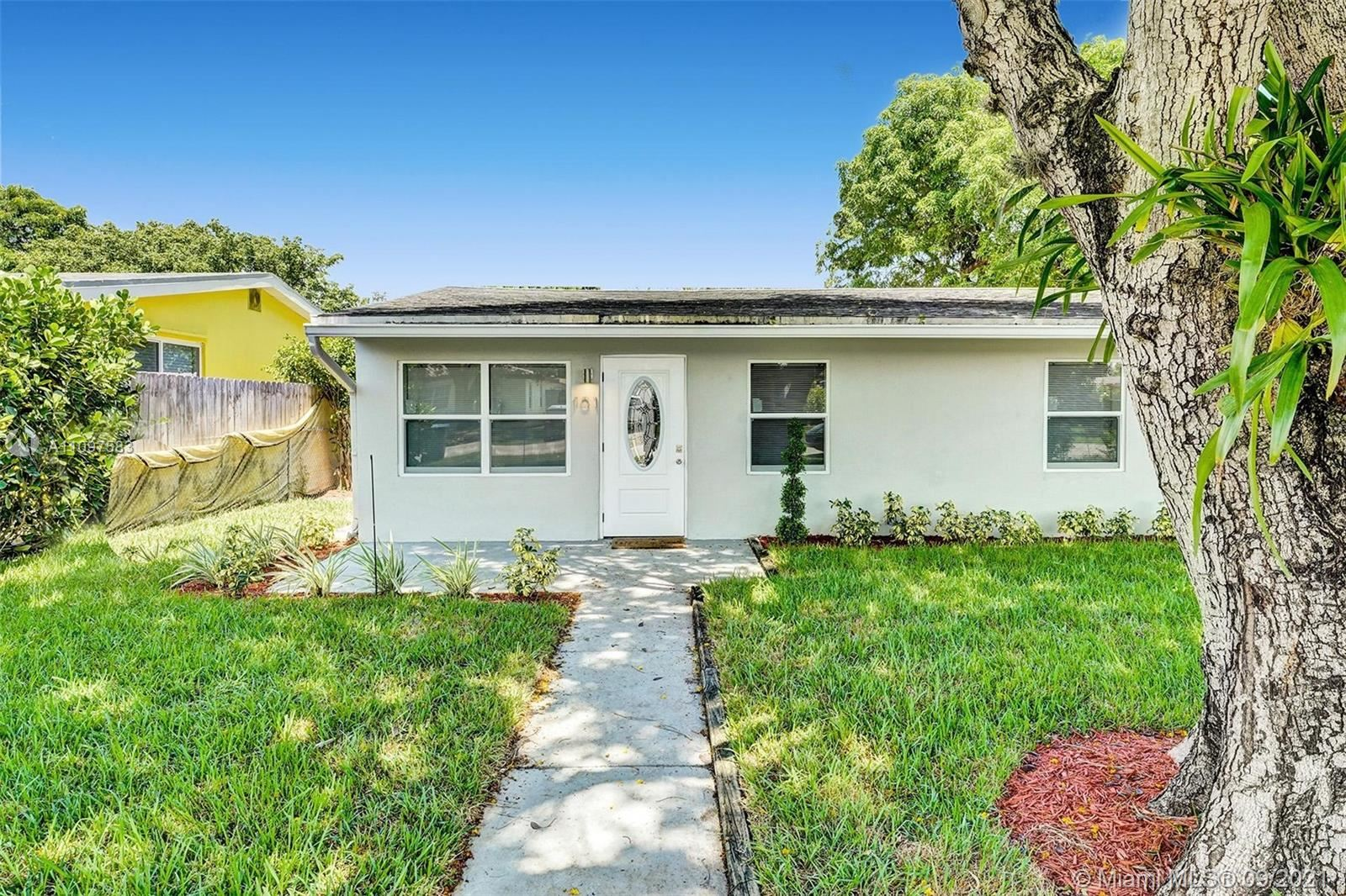 101 NW 46th St, Oakland Park, FL 33309 - #: A11097583