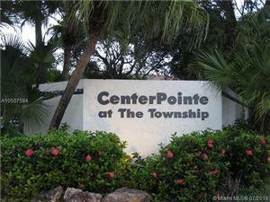 Photo of 2531 NW 49 TE #711, Coconut Creek, FL 33063 (MLS # A10507584)
