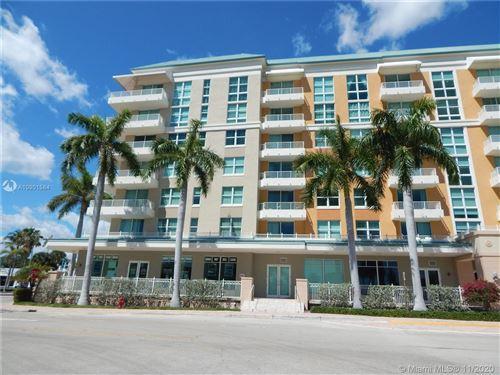 Photo of Listing MLS a10901584 in 100 NE 6th St #407 Boynton Beach FL 33435