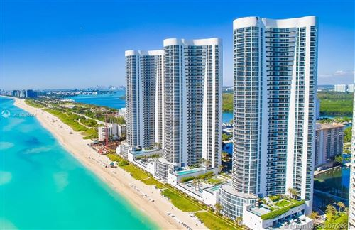 Photo of 15811 Collins Ave #1205, Sunny Isles Beach, FL 33160 (MLS # A11048584)